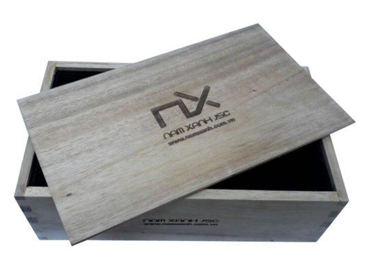 hộp quà tặng gỗ