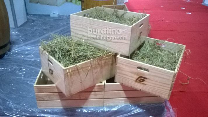 sản xuất thùng gỗ nông sản